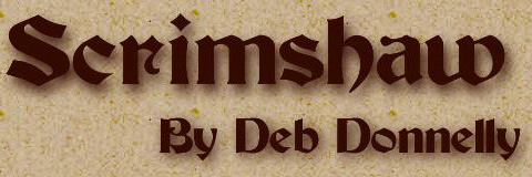 Scrimshaw by Deb Donnelly